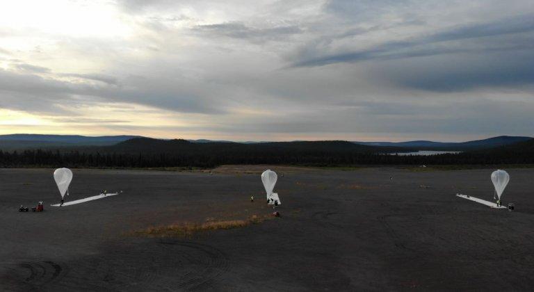 Lyckat samarbete för forskning och industrier i Kiruna