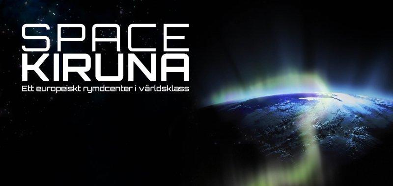 """Space Kiruna sänder live – """"Steget ut i rymden"""""""