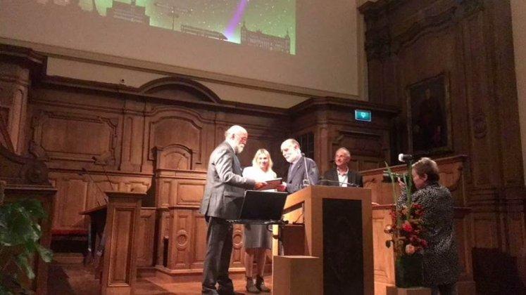 IRF-professor tilldelas Baron Marcel Nicolet-medaljen för rymdväder 2018