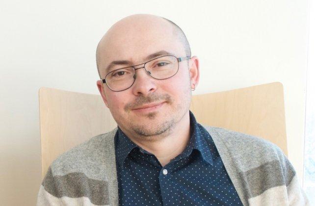 IRF-forskaren Yuri Khotyaintsev i radio om Solar Orbiter