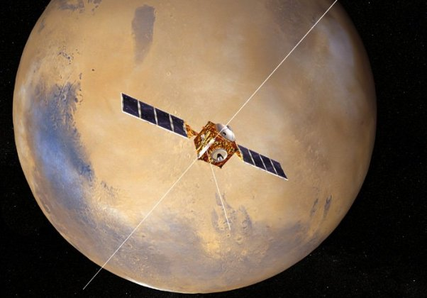 Välkomna till Mars!
