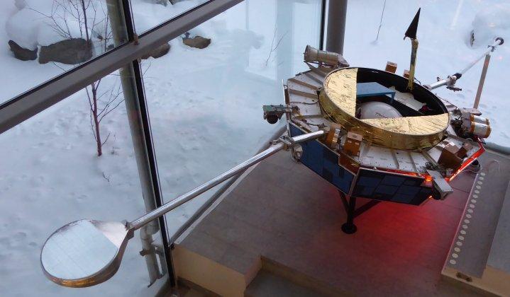 Viking – Sveriges första satellit 30 år