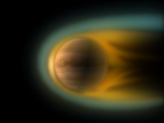 Institutet för rymdfysik utforskar Venus på nytt – ombord på indisk rymdfarkost