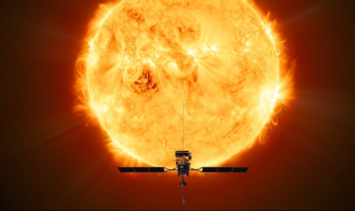 The first Swedish scientific results from Solar Orbiter