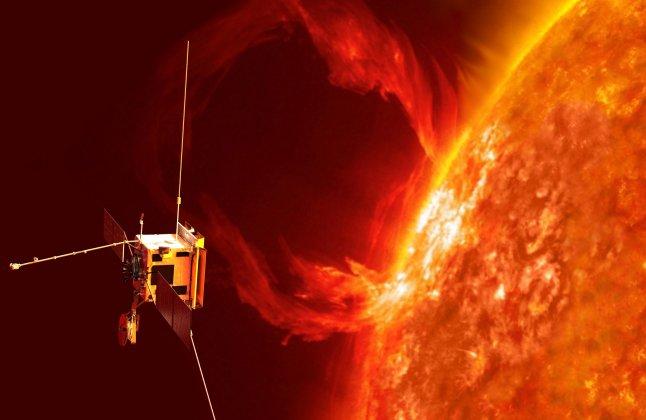 Svenskt bidrag på Solar Orbiter som skickas till solen