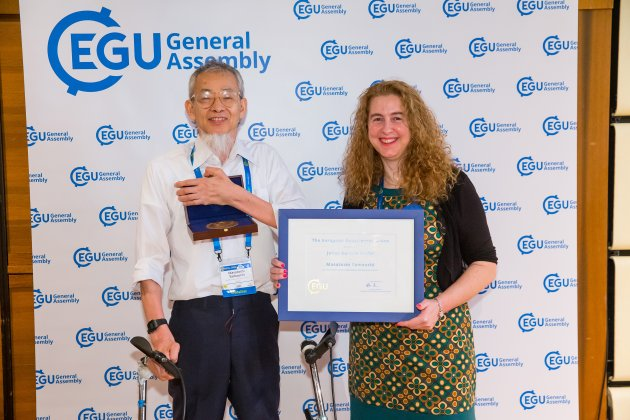 Kirunaforskare prisas för extraordinärt arbete inom rymdfysik och planetvetenskap