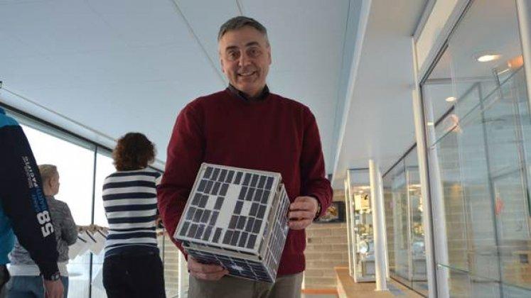 IRF:s Stas Barabash intervjuas i Sveriges Radio om minisatelliter och Jupiter