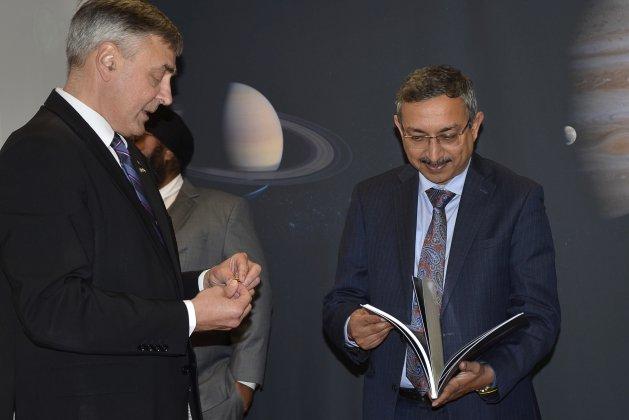 The Indian Ambassador Tanmaya Lal visited IRF