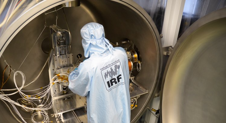 IRF SpaceLab