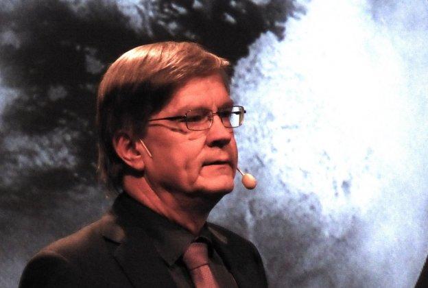 IRF:s Jan-Erik Wahlund i intervjuer om forskningsresultat från Saturnus och dess ringar