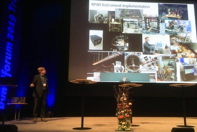 IRF på Rymdforum 2019