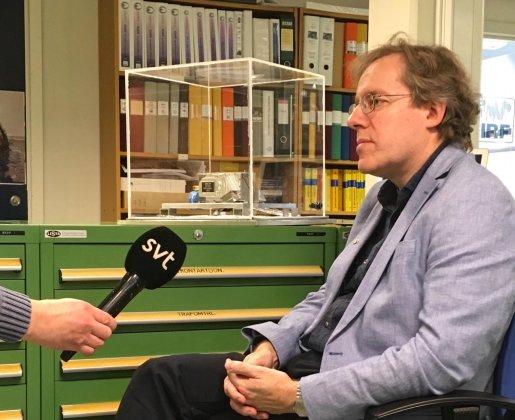 Pressinslag med IRF:s Martin Wieser om Chang'e-4 och ASAN
