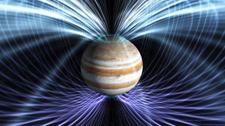 Spännande forskningsresultat från Jupiter och Saturnus presenteras i Uppsala
