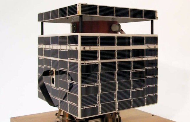 20 years since IRF's nanosatellite Munin was launched