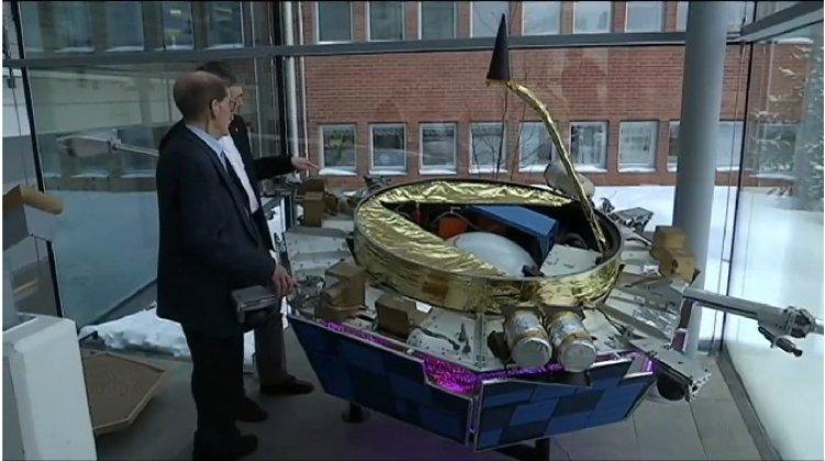 Stas Barabash och Bengt Hultqvist om Sveriges första satellit, Viking