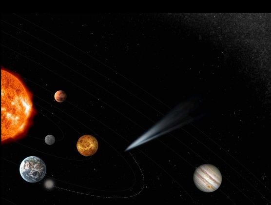 Radiointervju med IRF:s Anders Eriksson om Comet Interceptor