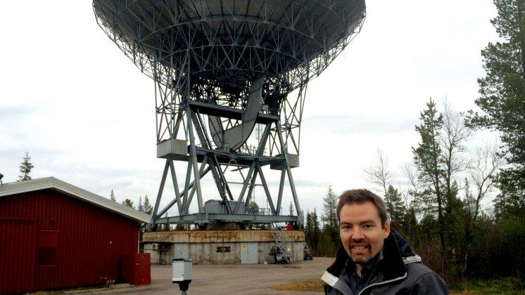 IRF:s Johan Kero om meteorsvärmen Perseiderna