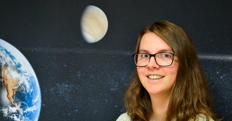 Nya forskningsrön: överraskande lite vatten har flytt till rymden från Venus