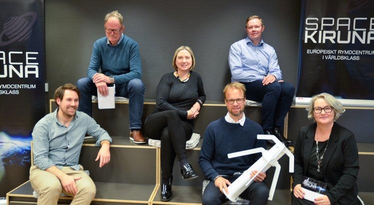 Paneldeltagare Space Kiruna