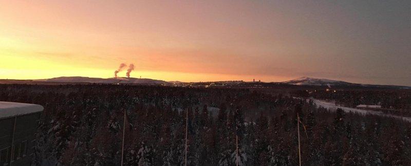 IRF:s Johan Kero i radio om polarnatten och solljusets återkomst