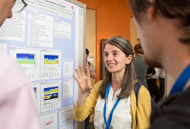 IRF-forskare mäter turbulens i den magnetiska miljön runt jorden