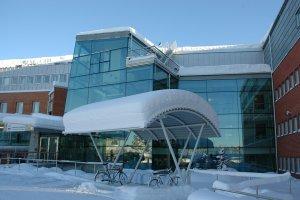 Rymdcampus i Kiruna