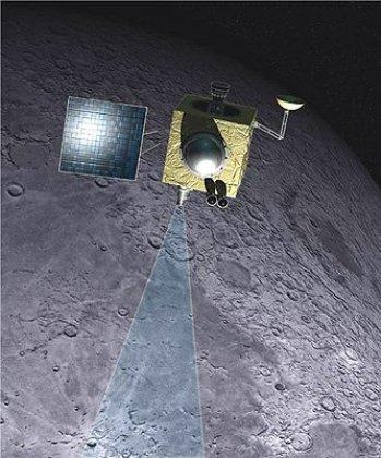 Svenskt instrument fortfarande i omloppsbana runt månen