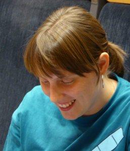 Ilka Engelhardt, IRF (Foto: Rick McGregor, IRF)