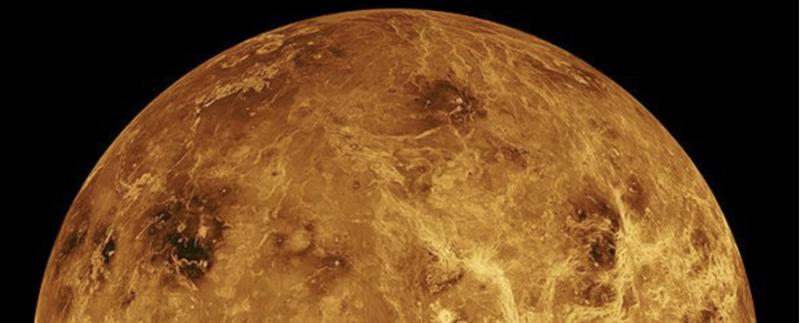 IRF i Vetenskapsradion om Venus