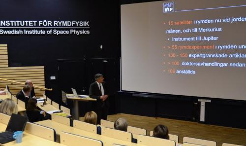 Foto: Annelie Klint Nilsson, IRF